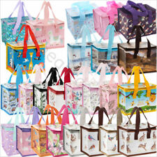 Childrens Kids Lunch Bags Insulated Cool Unicorn School Lunchbox Bag Picnic Bags
