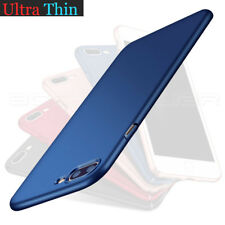 For iPhone XS Max XR X 6 6S 7 8 Plus Case Shockproof Ultra Thin Slim Hard Cover