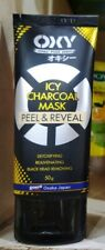 OXY ICY CHARCOAL MASK PEEL & REVEL DETOXIFYING REJUVENATING BLACK HEAD REMOVING