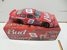 BUD Budweiser King Of Beers Dale Earnhardt Jr. 1:24 Scale Collectable Car MIB