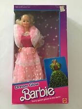 BARBIE  DREAM GLOW NRFB 1985