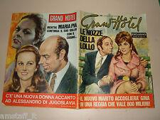 GRAND HOTEL=11 DICEMBRE 1969 N1225=GINA LOLLOBRIGIDA=MIKE BONGIORNO=CARRA RAFFA=