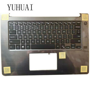 keyboard NEW for DELL Vostro 14-5468 US Upper Case Palmrest cover with Backlight