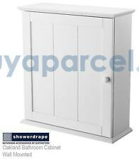 Wall Mounted Cabinets & Cupboards