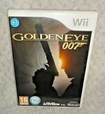 Goldeneye 007 Nintendo Wii Game