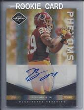 ROY HELU 2011 LIMITED PHENOMS GOLD AUTO RC #D 22/25