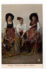 "PORTUGAL Costumes, coutumes Femme en costume Do Minho "" Ceifeiras """