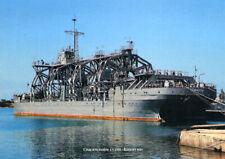 Postcard P0042 - Russian Navy Ship / Statek Marynarki Rosyjskiej