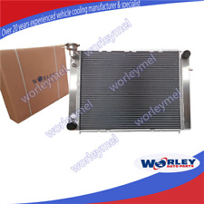 3 ROW ALLOY ALUMINUM RADIATOR FOR HOLDEN V8 COMMODORE VG VL VN VP VR VQ VS