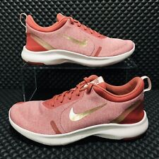 Nike Flex Experience Women's Running Shoes Maroon Training Workout Gym Sneakers