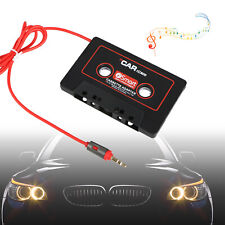 Car Music Player Cassette Tape Audio 3.5mm Adapter A 00004000 ux Cable Cord For Mp3 Phone