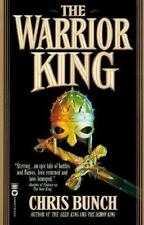 The Warrior King by Chris Bunch (2000, Paperback)