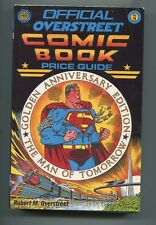 OVERSTREET COMIC BOOK PRICE GUIDE #18 (5.5) SUPERMAN GOLDEN ANNIVERSARY 1988