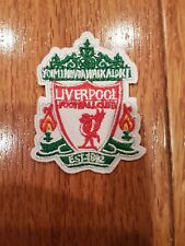 "Liverpool FOOTBALL Club PATCH 2.5""X 2"""