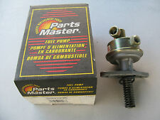 PARTS MASTER MECHANICAL FUEL PUMP (#2M60335)