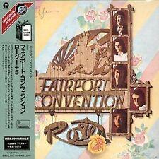 Fairport Convention Rosie Japan Mini LP