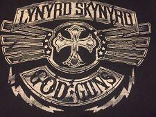 Large LYNYRD SKYNYRD 2010 Concert Shirt 1 Southern Rock Classic