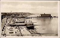 Herne Bay England Kent ~1930 Central Promenade West Cliff Küste Coast Meer Sea