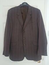 "Christian Dior 44"" Pure Wool Mens Jacket"