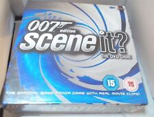 James Bond Scene It? DVD Game