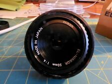 Nikon (EL-NIKKOR) 50 mm f4 lente di ingrandimento-Menta e inscatolato