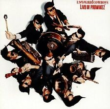 Leningrad Cowboys Live in Prowinzz (1993) [CD]