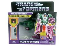 Transformers Retro Headmaster Skullcruncher Collectible Action Figure