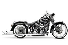 "Samson Motorcycle Exhaust True Dual Exhaust S3-473 42"" Cholo for 2012-17 Softail"