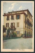 Borzonasca ( Genova ) : Albergo Roma - cartolina indicativamente anni '30