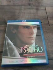 American Psycho (Blu-ray Disc, 2007, Uncut Edition)Pre Owned
