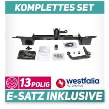 Für BMW X1 E84 09-15 Anhängerkupplung abn.+E-Satz 13p. spez. WESTFALIA