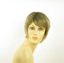 short wig for women brown wick golden ref OCEANE 1bt24b PERUK