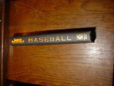 Sports Illustrated Collectors Library Baseball Hardback Book copyright 1993