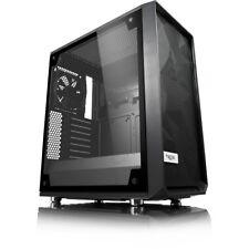 Fractal Design Meshify C-TG Computer Case (fd-ca-mesh-c-bko-tgl)