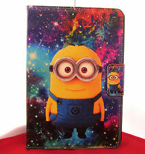 Despicable Me Minions  Mini Ipad 4  Wallet Case