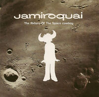 Jamiroquai ‎CD The Return Of The Space Cowboy - Europe (EX+/M)
