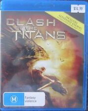 Clash Of The Titans (Blu-ray) New