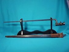 1870's .45-70 SPRINGFIELD BAYONET & SCABBARD - With Wire Hook