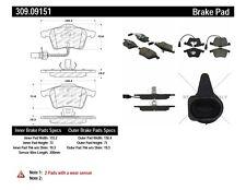 Disc Brake Pad Set fits 2001-2011 Audi A6 Quattro S4 A4,A4 Quattro  STOPTECH