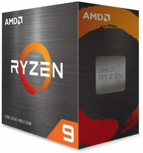 AMD Ryzen 9 5900X Desktop Processor (4.8GHz, 12 Cores, Socket AM4)