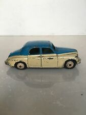 DINKY TOYS ROVER 75 SALOON BLUE AND CREAM NO: 156