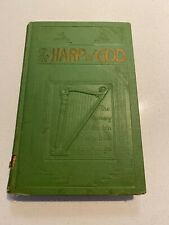 """Watchtower """"The Harp of God"""" The Harmony of the Ten Primary Bible Teachings 1928"""