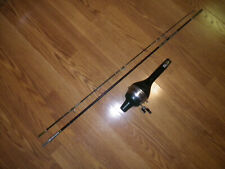 Vintage Great Lakes Products Whirlaway 75 Fishing Reel and Rod Detroit, Mich usa