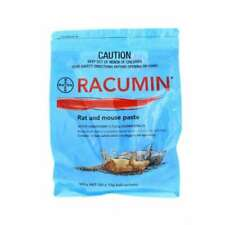 Bayer Racumin Rat and Mouse Bait Paste, 500g -  50 Sachets