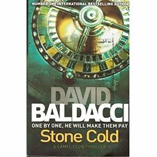 DAVID BALDACCI __ STONE COLD __ B FORMAT __ BRAND NEW __