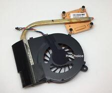 New HP Compaq Fan With Heatsink Assembly  SPS-688281-001 688281-001 6043B0116701