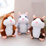 Talking Hamster EA Chat Mimicry Pet Record Cute Xmas Gift Plush Toy Nod Mouse