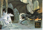 LORD OF THE RINGS MASTERPIECES PROMOTIONAL CARD P1
