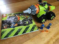 Lego 8960 Power Miners - Thunder Driller  [VERY RARE]
