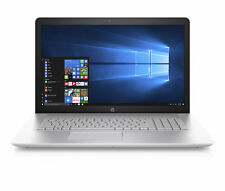 "HP 17-ar050wm, 17.3"" Laptop, Windows 10 Home, AMD A10-9620P QC, 8GB RAM, 1TB HDD"